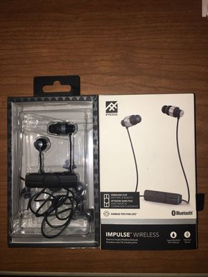 Bluetooth Headphones (LIKE NEW) for Sale in Westminster, CA