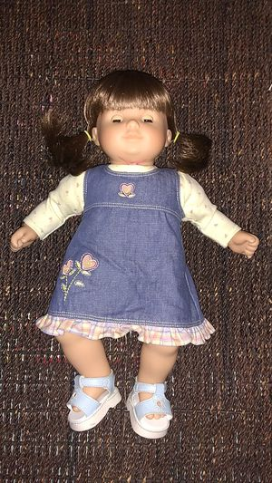 American Girl Bitty Twin Brunette Doll In Original Outfit for Sale in Costa Mesa, CA
