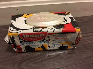 Huggies wipes 72 ct new for Sale in Chicopee, MA