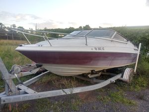 Boat and trailer for Sale in Lynchburg, VA