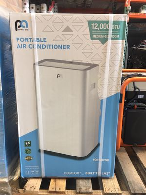 Perfect Aire- portable AC with remote for Sale in Delray Beach, FL