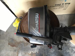 Tohatsu 5 HP outboard motor. for Sale in San Angelo, TX