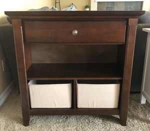 Console Table with Storage for Sale in Maple Valley, WA