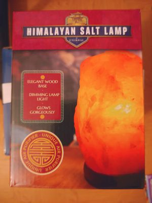 Himalayan Salt Lamp for Sale in Erie, PA