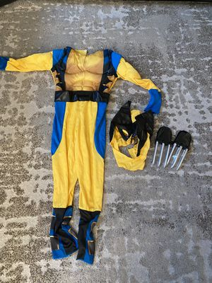 Kids Wolverine costume for Sale in San Diego, CA