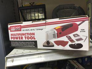 "Scraper or saw blade ""Multifunction POWER TOOL"" for Sale in Detroit, MI"