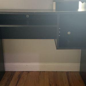 Dark Brown Desk | Regular Use Or Gaming for Sale in South San Francisco, CA