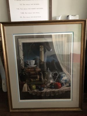"Charles Becker ""Continuum "" Signed Numbered in Pencil 183/450 Lithograph Art Print for Sale in Lake Worth, FL"