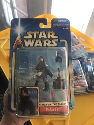 Star Wars action figures hasbro collectible for Sale in Los Angeles, CA