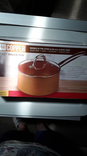 SAUCE PAN COPPER for Sale in San Dimas, CA