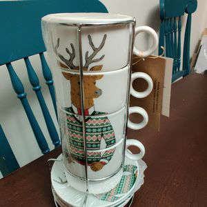 New Winter Coffee Gift Set for Sale in Arlington, VA