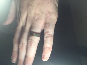 Cartier Love Ring 18 k gold for Sale in Dallas, TX