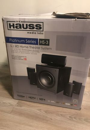 New in box Surround sound speakers for Sale in Buffalo, NY