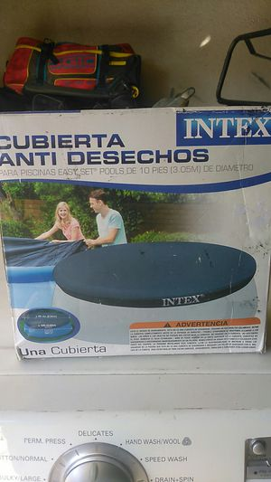 Pool debris cover new in box for Sale in Carson, CA