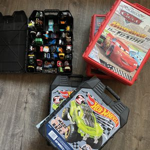 Hot Wheels Collection + Cases for Sale in Scottsdale, AZ