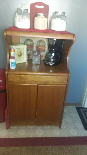 Microwave cart for Sale in Salt Lake City, UT