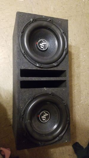 Bass audio pipe 12 1800watt for Sale in New York, NY