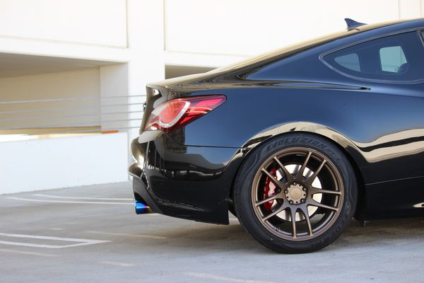 2013 Genesis Coupe 3.8 R-Spec