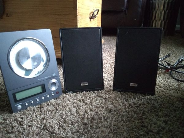 Teac home stereo system.