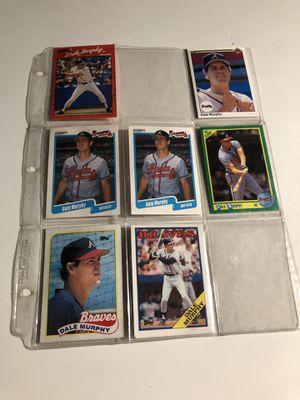 Dale Murphy Atlanta Braves Baseball Cards for Sale in Atlanta, GA