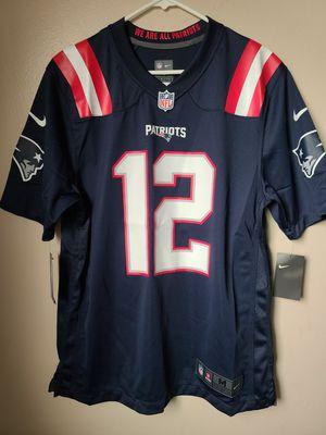 Nike Washington Patriots Brady Jersey size Medium for Sale in Long Beach, CA