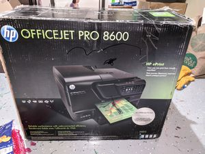 Hp scanner printet for Sale in Fairfax, VA
