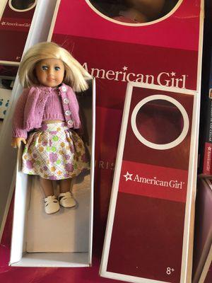 "Mini American Girl Kit Doll 6"" for Sale in Montverde, FL"