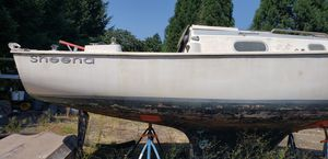 22ft Bristol Caravel Sailboat for Sale in Portland, OR