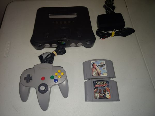 Nintendo 64 Firm Price