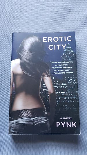 EROTIC CITY by Pynk (Spicy Read) for Sale in Manchester, CT