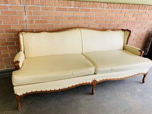 French Villa Antique Sofa for Sale in Savannah, GA