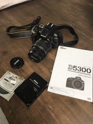 Nikon D5300 digital camera for Sale in Poway, CA