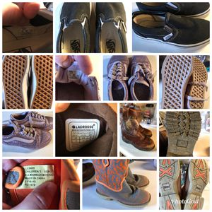 Vans shoes/ Boots for Sale in Palmyra, TN