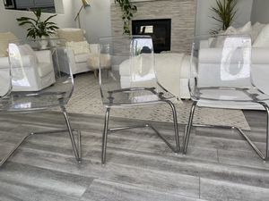 Dining chairs LIKE NEW! for Sale in Ladera Ranch, CA