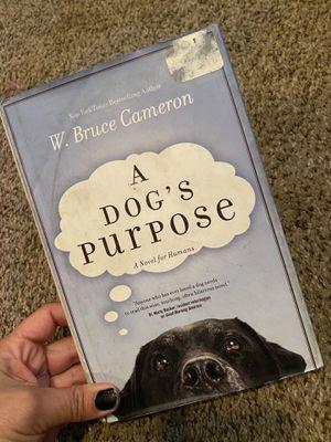A dog's purpose book for Sale in Chula Vista, CA