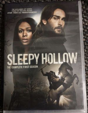 Dvd -serial.....SLEEPY HOLLOW ( complete 1-2) for Sale in Tamarac, FL