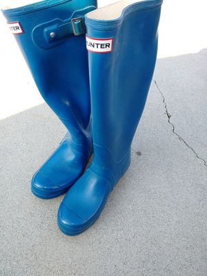 Hunter Rain Boots for Sale in Riverside, CA