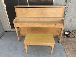 1970's Baldwin Hamilton Piano for Sale in Phoenix, AZ