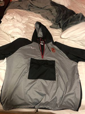 Used, Nike/USC hoodie / jackets windbreaker for Sale for sale  Pomona, CA