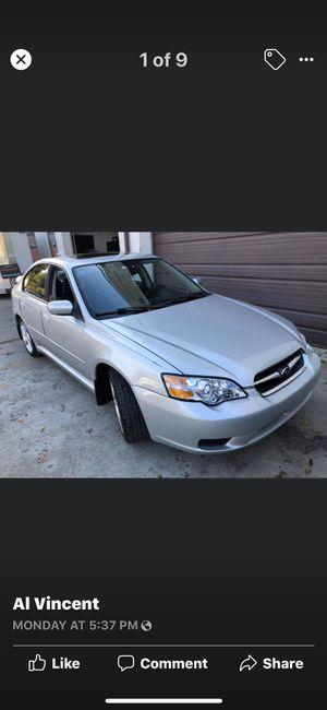 2007 Subaru Legacy for Sale in Roslyn, PA