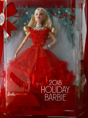 2018 Holiday Barbie for Sale in Vacaville, CA