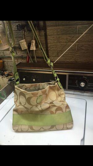 Coach purse for Sale in North Royalton, OH