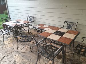 Patio furniture $300 or best offer for Sale in San Antonio, TX