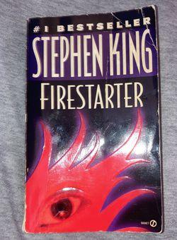 FireStarter Stephen King for Sale in San Diego,  CA