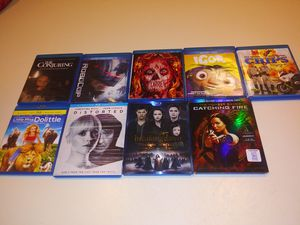 Brand New Blu Rays for Sale in Columbus, OH