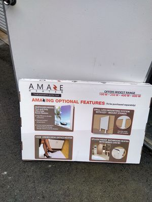 Heater (amaze) for Sale in Federal Way, WA