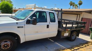 2003 Ford f350 gasoline for Sale in Phoenix, AZ