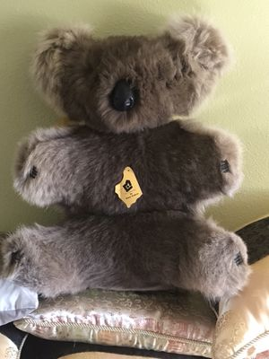 Stuffed Kola Bear for Sale in Renton, WA