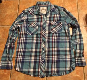 Men's (Size L) Roebuck & Co. Shirt for Sale in Georgetown, TX