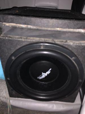 Skar 12 in sub and amp for Sale in Sebring, FL